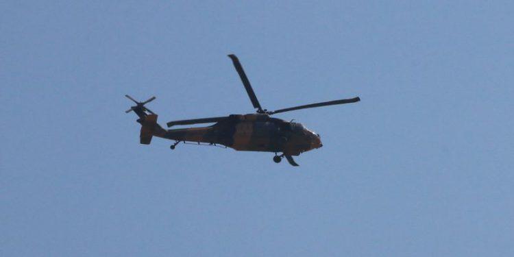 Güvenli bölgedeki 3'üncü 'ortak uçuş' yapıldı