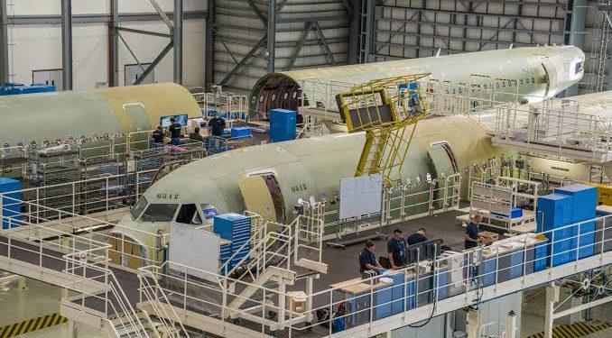 Airbus, A380 tesisinde A321 üretecek