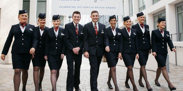 British Airways'ten 36 bin çalışanına ücretli izin