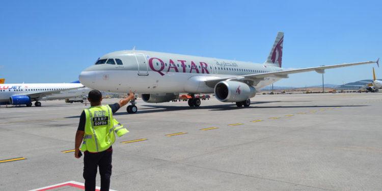 Qatar Airways Doha-İstanbul uçuşlarına başladı