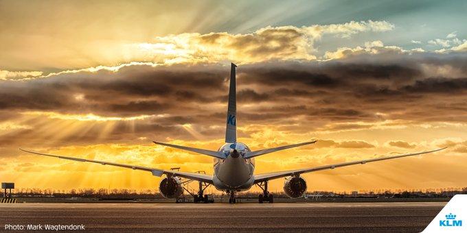 KLM 101'nci yaşını kutladı