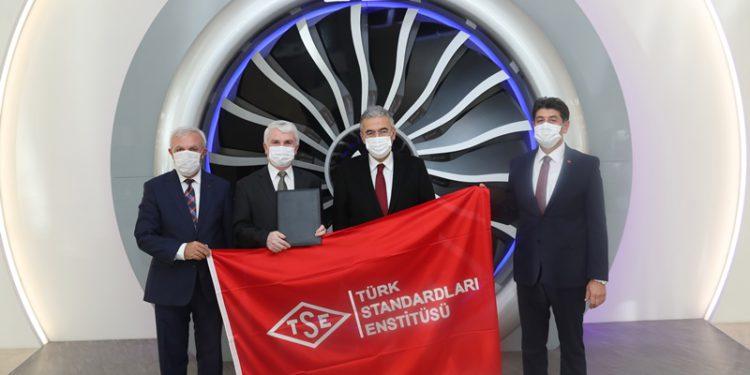 TEI, Covid-19 Güvenli Üretim ve Hizmet Belgesi aldı