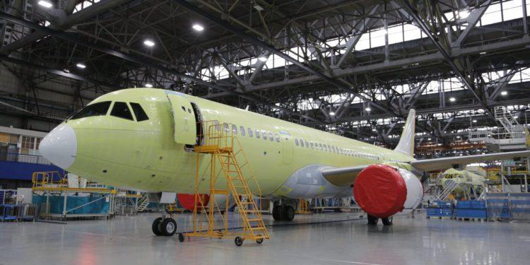 MC-21-310 ilk test uçuşunu yıl sonunda gerçekleştirecek