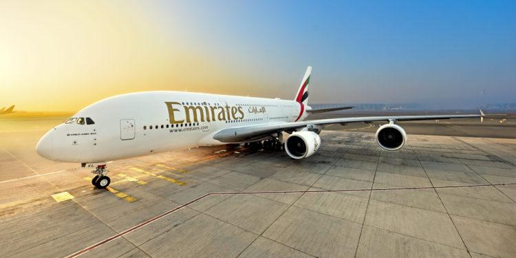 Emirates'in A380 sayısı 116'ya ulaştı