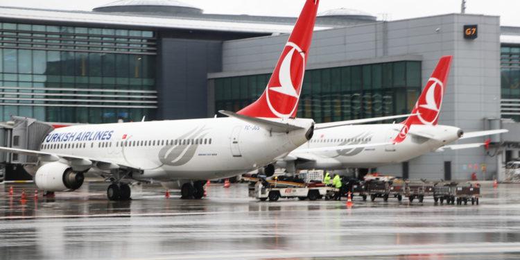 THY'den Birleşik Krallık ve Danimarka yolcularına uyarı