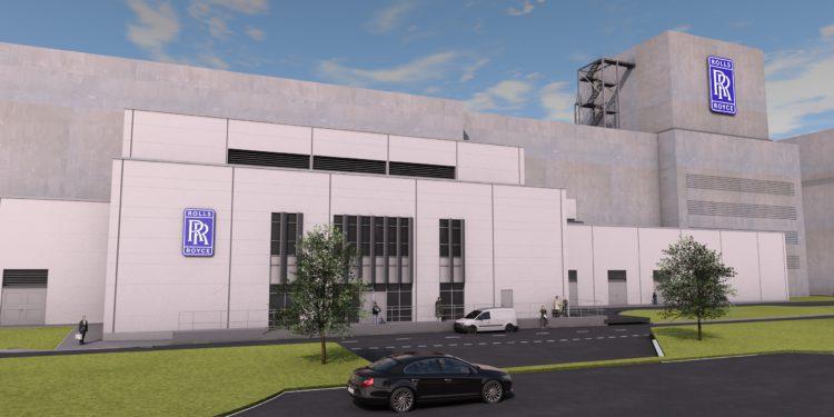 Rolls-Royce'den dünyanın en büyük test merkezi