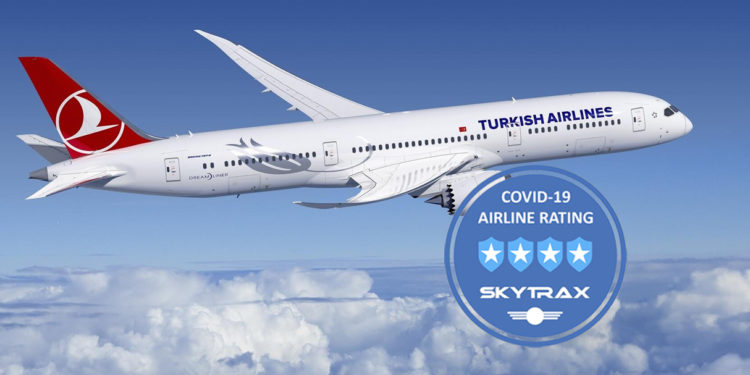THY, Skytrax'tan 4 yıldız aldı