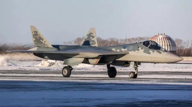 2021'de 5 adet Su-57 envantere girecek