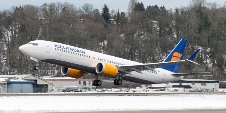 Icelandair'in 737 MAX'i baharda uçacak