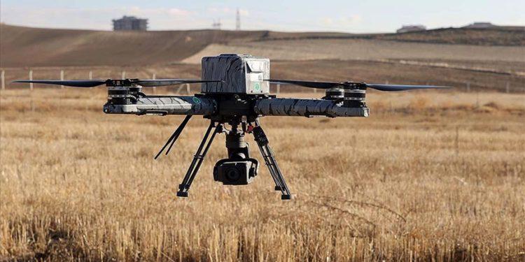 Lapis Havacılık'tan güvenlik güçlerine ilk ürün