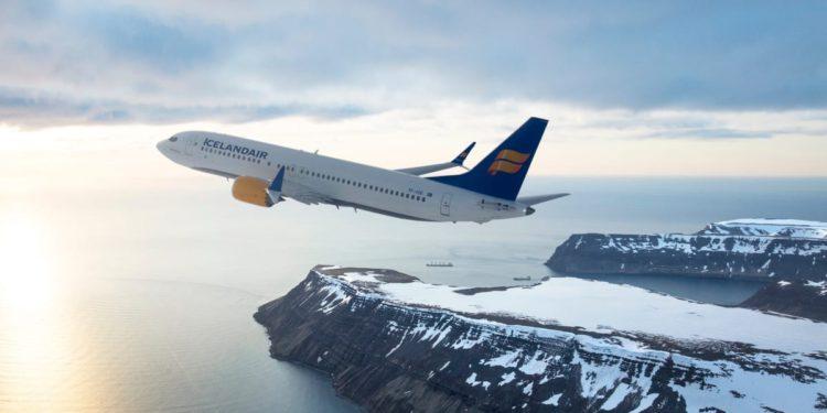 Icelandair 737 MAX seferlerini başlattı