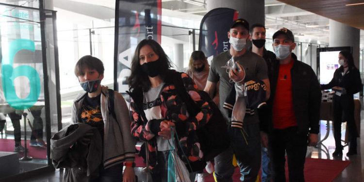 Rus turistler Dalaman'a gelmeye başladı
