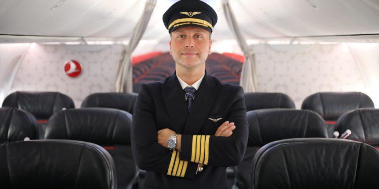 THY'den 26 Nisan Dünya Pilotlar Günü kutlaması